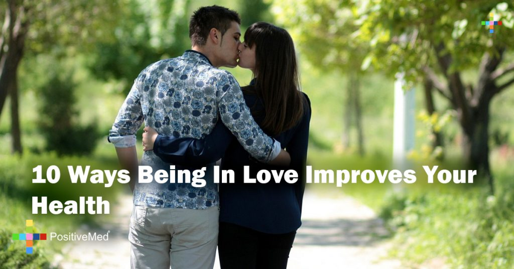 10 Ways Being In Love Improves Your Health