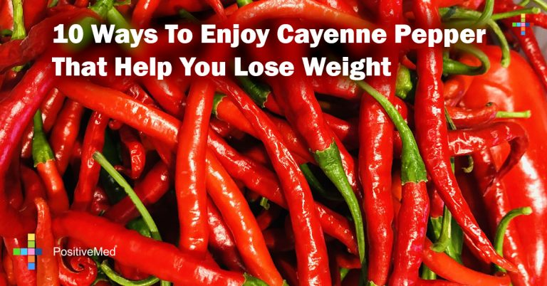 10 Ways To Enjoy Cayenne Pepper That Help You Lose Weight