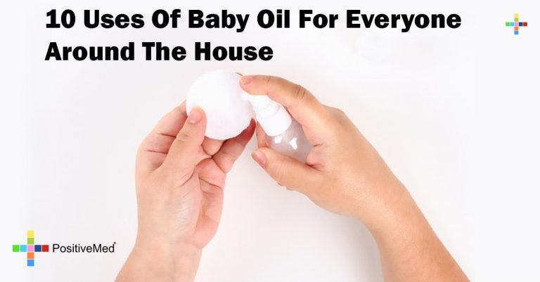 10 Uses Of Baby Oil For Everyone Around The House