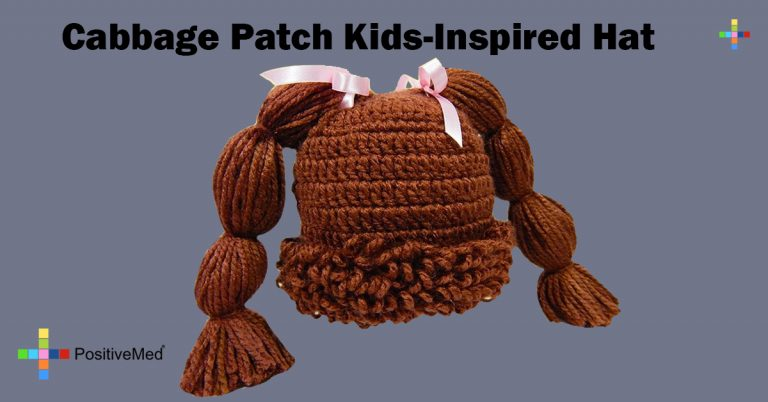 Cabbage Patch Kids-Inspired Hat