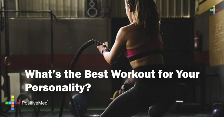 What's the Best Workout for Your Personality?
