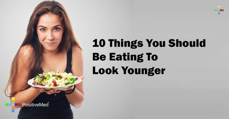 10 Things You Should Be Eating To Look Younger