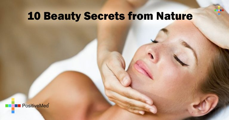10 Beauty Secrets from Nature