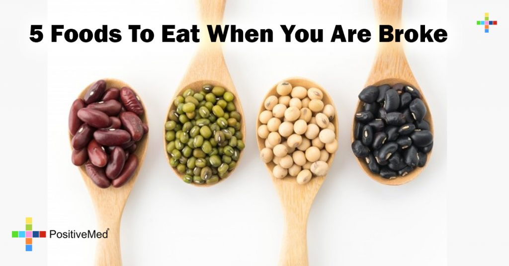 5 Foods To Eat When You Are Broke