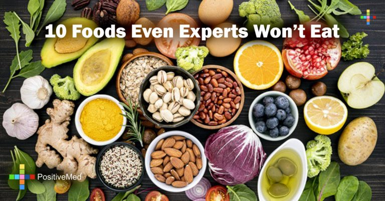 10 Foods Even Experts Won't Eat
