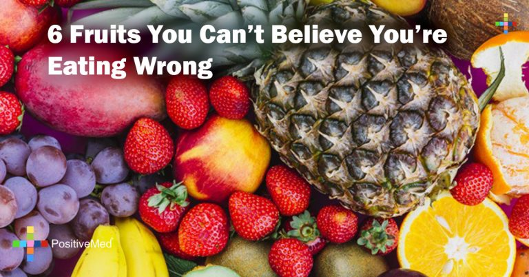 6 Fruits You Can't Believe You're Eating Wrong
