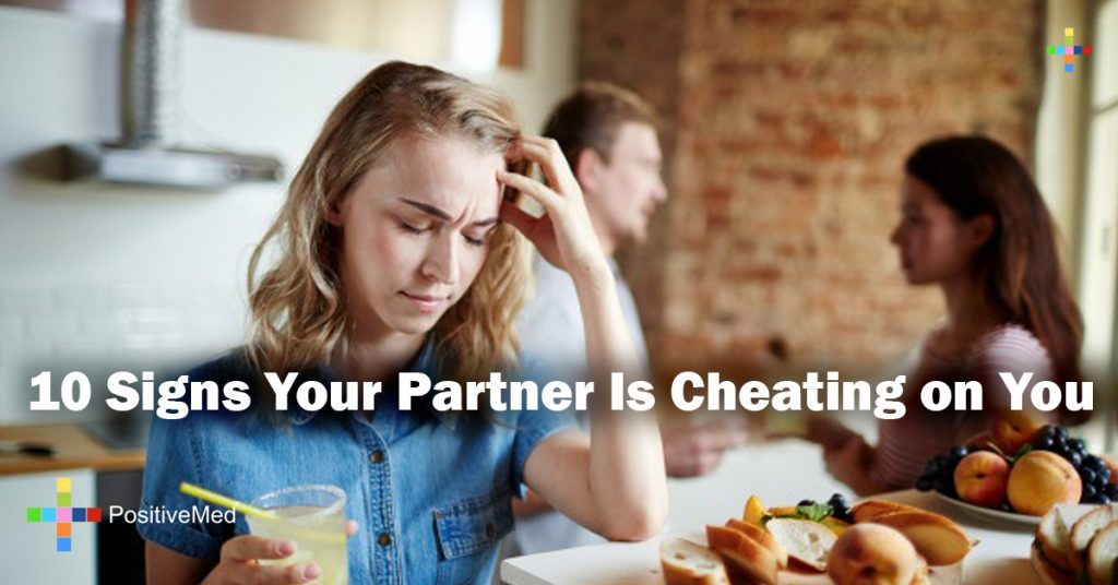 10 Signs Your Partner Is Cheating on You