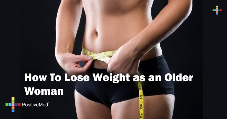 How To Lose Weight as an Older Woman