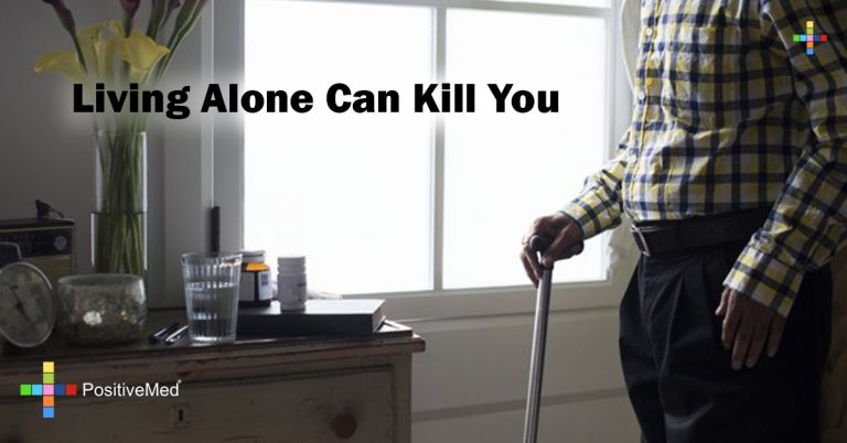 Living Alone Can Kill You