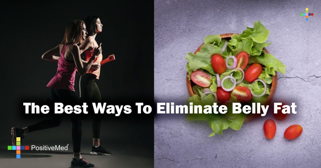 The Best Ways To Eliminate Belly Fat