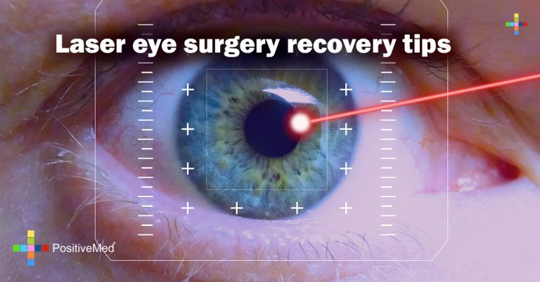 Laser eye surgery recovery tips