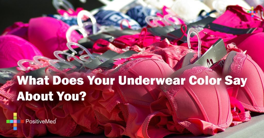 What Does Your Underwear Color Say About You?