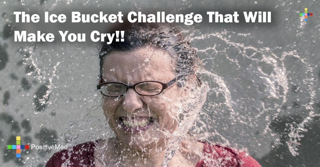 The Ice Bucket Challenge That Will Make You Cry!!