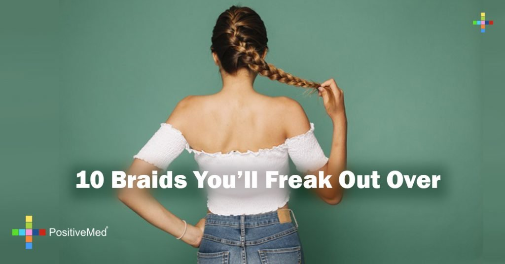 10 Braids You'll Freak Out Over