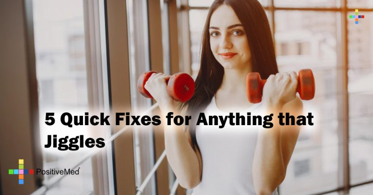 5 Quick Fixes for Anything that Jiggles