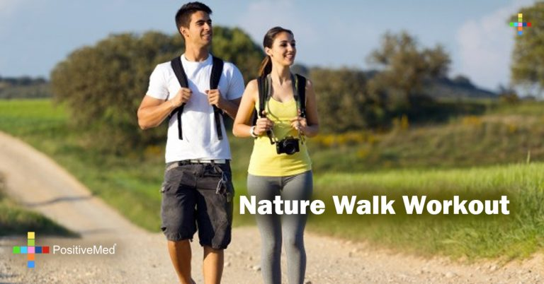 Nature Walk Workout
