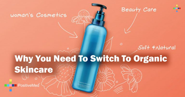 Why You Need To Switch To Organic Skincare