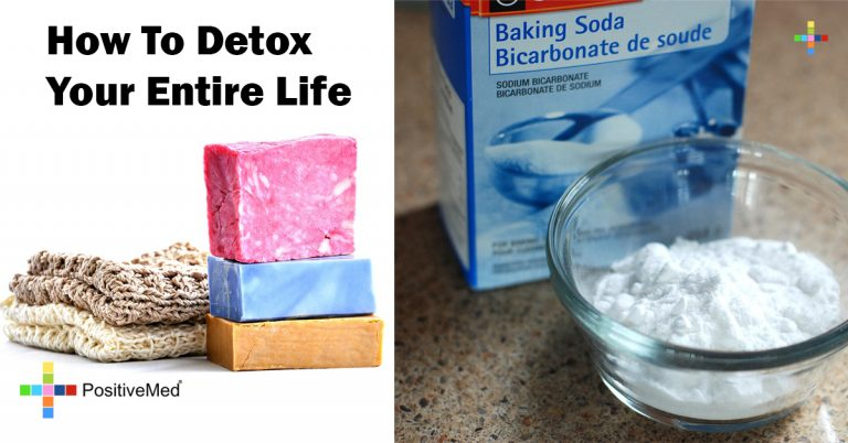 How To Detox Your Entire Life