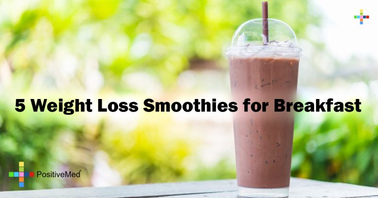 5 Weight Loss Smoothies for Breakfast