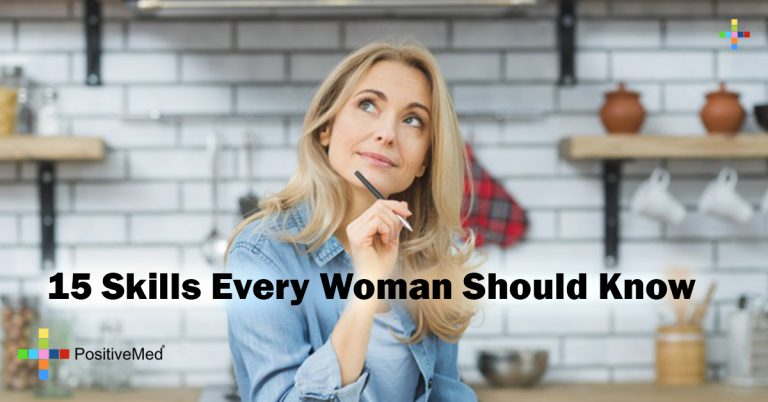 15 Skills Every Woman Should Know