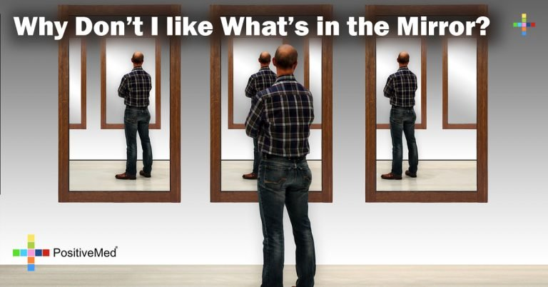 Why Don't I like What's in the Mirror?