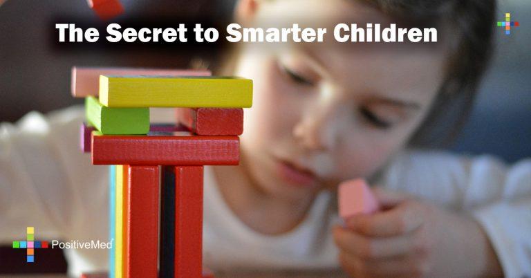 The Secret to Smarter Children
