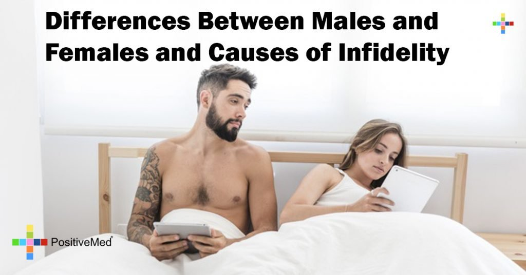 Differences Between Males and Females and Causes of Infidelity