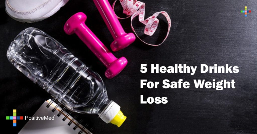 5 Healthy Drinks For Safe Weight Loss