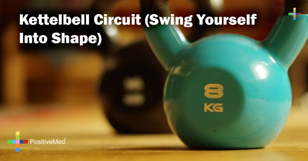 Kettelbell Circuit (Swing Yourself Into Shape)
