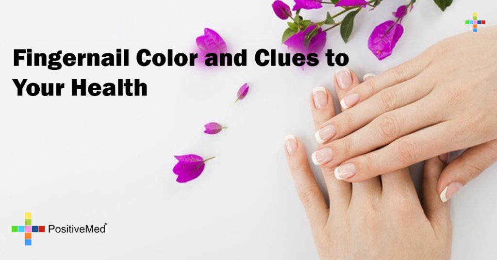 Fingernail Color and Clues to Your Health