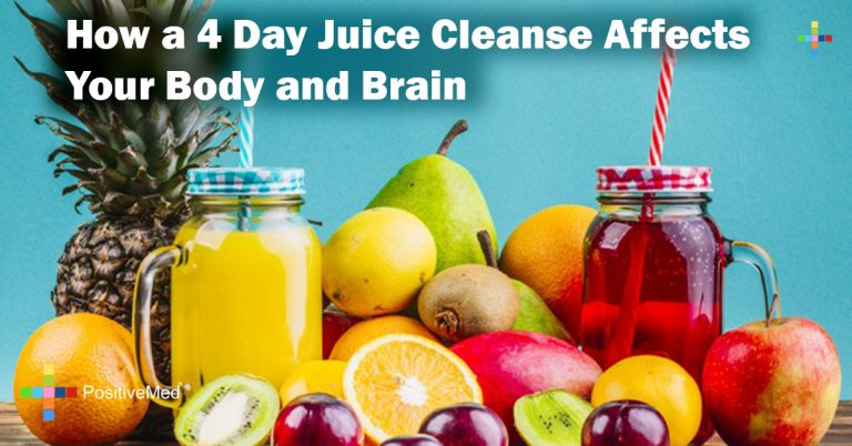 How a 4 Day Juice Cleanse Affects Your Body and Brain