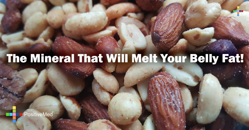 The Mineral That Will Melt Your Belly Fat!