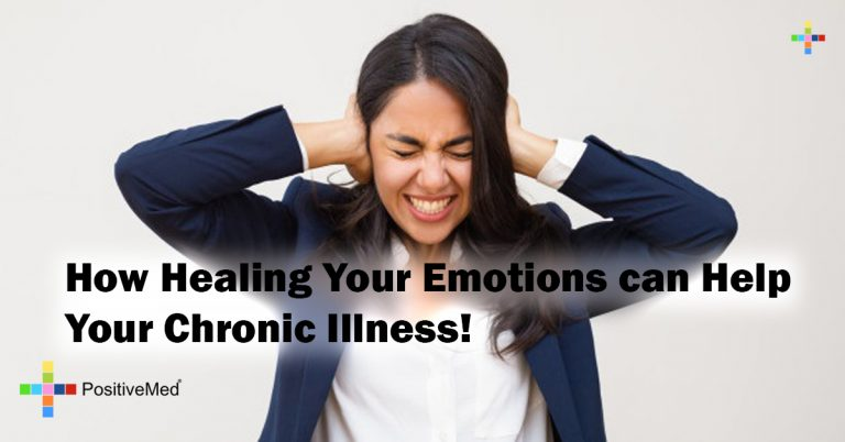 How Healing Your Emotions can Help Your Chronic Illness!