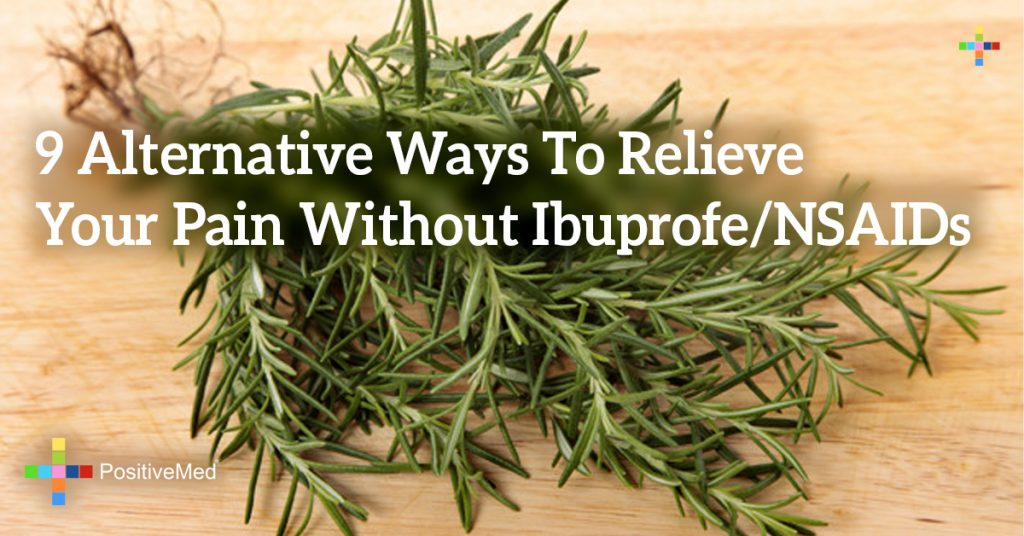 9 Alternative Ways To Relieve Your Pain Without Ibuprofen/NSAIDs