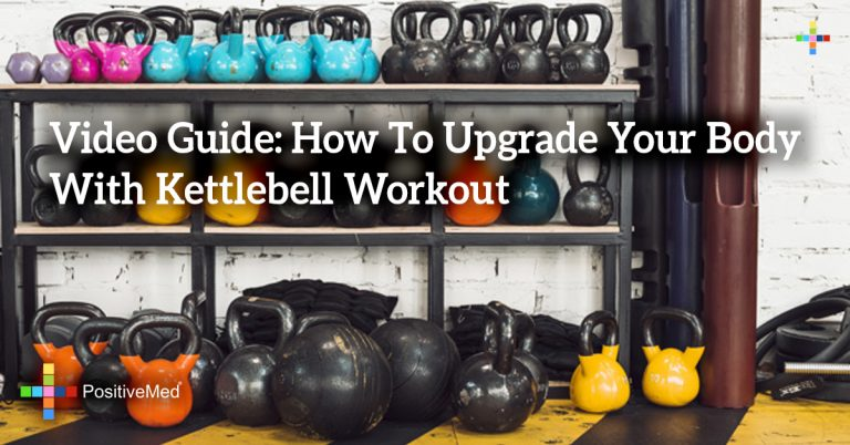 Video Guide: How To Upgrade Your Body With Kettlebell Workout