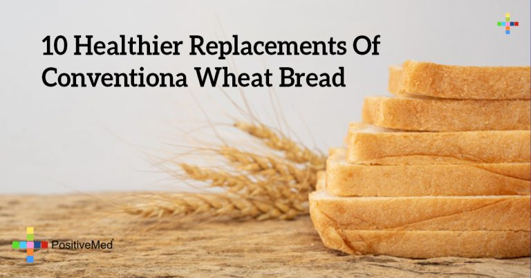 10 Healthier Replacements Of Conventional Wheat Bread