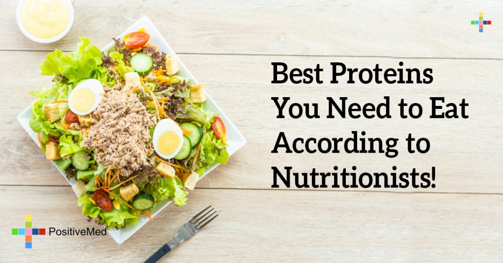 Best Proteins You Need to Eat According to Nutritionists!