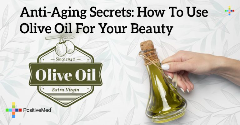 Anti-Aging Secrets: How To Use Olive Oil For Your Beauty