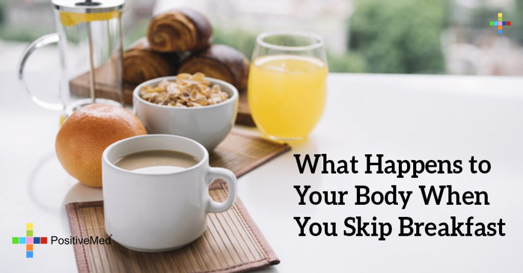 What Happens to Your Body When You Skip Breakfast