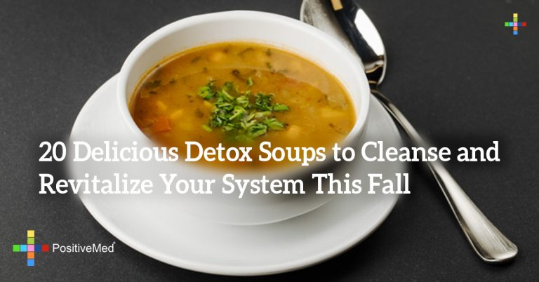 20 Delicious Detox Soups to Cleanse and Revitalize Your System This Fall