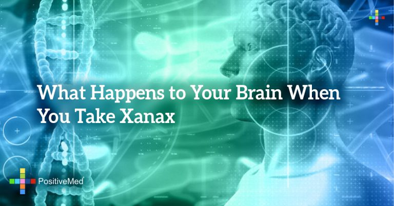 What Happens to Your Brain When You Take Xanax