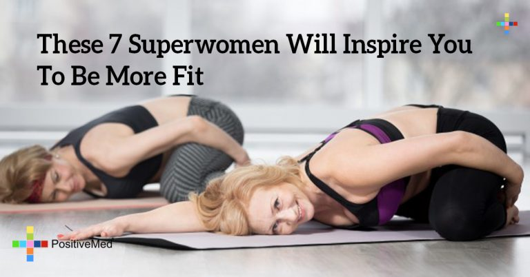 These 7 Superwomen Will Inspire You To Be More Fit