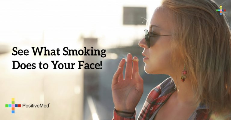 See What Smoking Does to Your Face!