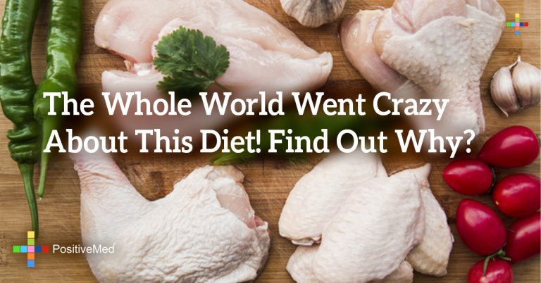 The Whole World Went Crazy About This Diet! Find Out Why?