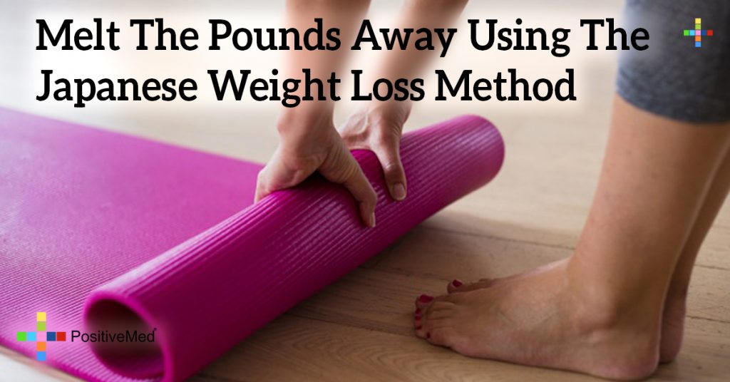 Melt The Pounds Away Using The Japanese Weight Loss Method