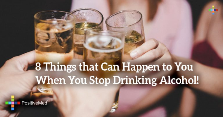 8 Things that Can Happen to You When You Stop Drinking Alcohol!