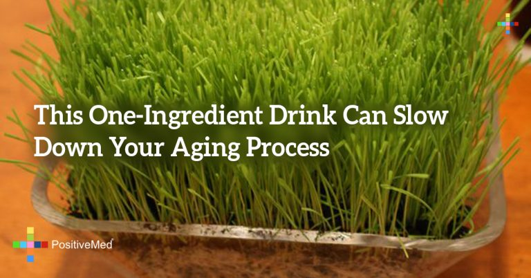 This One-Ingredient Drink Can Slow Down Your Aging Process