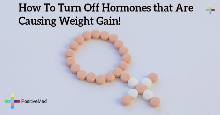 How To Turn Off Hormones that Are Causing Weight Gain!
