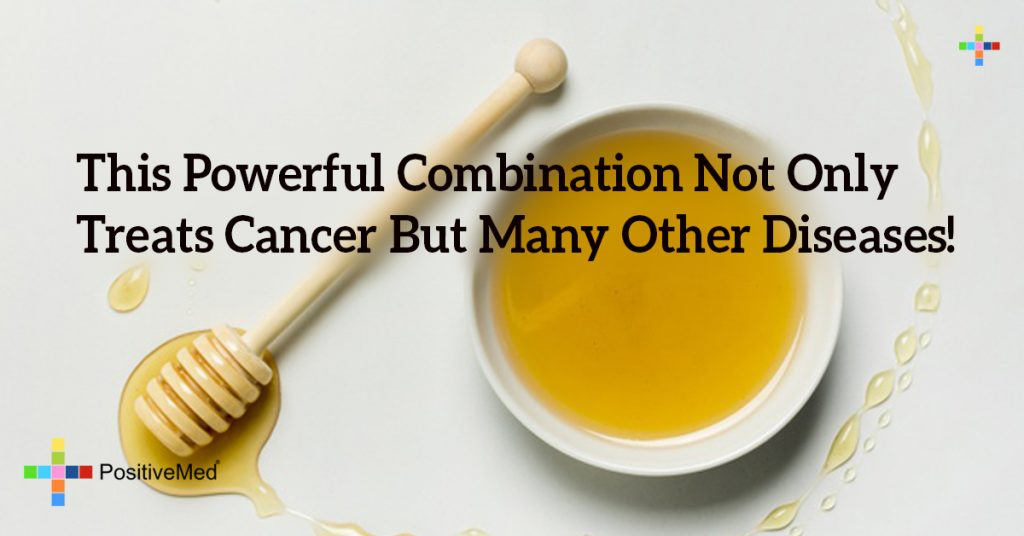 This Powerful Combination Not Only Treats Cancer But Many Other Diseases!