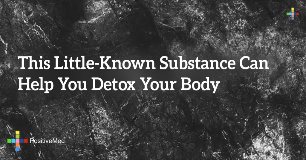 This Little-Known Substance Can Help You Detox Your Body